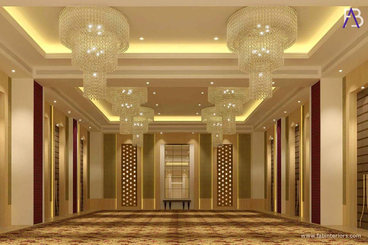 Interior Designers of Le Meridien Gurugram